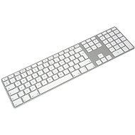 Apple Wired Keyboard CZ - Klávesnica