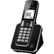 Panasonic KX TGD310FXB - Haustelefon