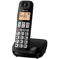 Panasonic KX TGE110FXB DECT - Home Phone