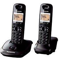 Panasonic KX TG2512FXT DECT DUO - Dva digitální bezdrátové domácí telefony