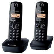 Panasonic KX TG1612FXH DECT SMS Duo