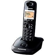 Panasonic KX-TG2511FXT DECT Titan Black - Digitální domácí bezdrátový telefon
