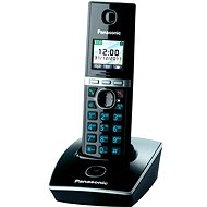 Panasonic KX-TG8051FXB Black - Home Phone
