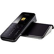 Panasonic KX-PRW110FXW DECT Black - Digital Cordless Home Phone