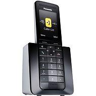 Panasonic KX-PRS110FXW DECT Black - Digitální domácí bezdrátový telefon