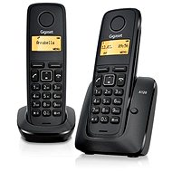GIGASET A120 Duo - Digital Cordless Home Phone