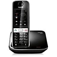 GIGASET S820 DECT - Digitální domácí bezdrátový telefon