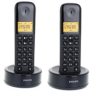 Philips D1302B - Domácí telefon