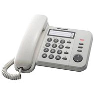 Panasonic KX-TS520FXW White - Home Phone