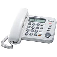 Panasonic KX-TS580FXW - Home Phone