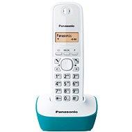 Panasonic KX-TG1611FXC Blue/Green - Domácí telefon