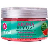 DERMACOL Aroma Ritual Body Scrub Fresh Watermelon 200 g - Tělový peeling