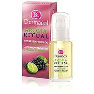 Dermacol Aroma Ritual Body Oil Grape & Lime 50 ml