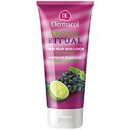 DERMACOL Aroma Ritual Hand Cream Grape&Lime 100 ml - Krém na ruce