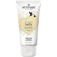 Attitude Olej Blooming Belly pre tehotné a po pôrode - argan a mandle 75 g - Telový olej