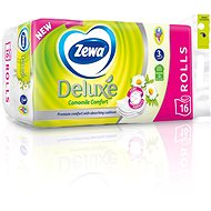 ZEWA Deluxe Comfort Camomile (16 pieces)