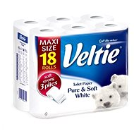 Veltim Delicately White (18 pieces)
