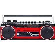 Trevi RR 501 BK RD - Radiomagnetofon