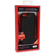 Tylt Energi Slide Power Case iPhone 5 / 5S 2500mAh Red