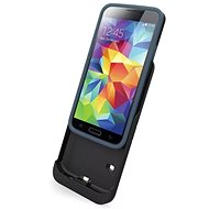 Tylt Energi Slide Power Case Samsung Galaxy S5 28500mAh Gray