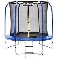 Trampolína Marimex 244 + ochranná sieť + rebrík