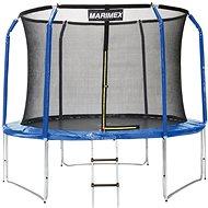 Trampolína Marimex 305 + ochranná síť + žebřík - Trampolína