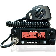President TRUMAN vozidlová radiostanice CB - radiostanice