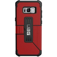 UAG Metropolis Magma Red Samsung Galaxy S8+