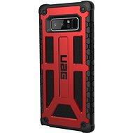 UAG Monarch Case Crimson Red Samsung Galaxy Note 8 - Ochranný kryt