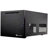 SilverStone SFF SUGO SG08 Lite black - PC Case