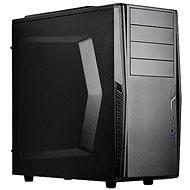 SilverStone PS10 Precision černá - Počítačová skříň