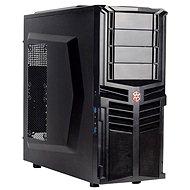 SilverStone Redline RL04B - Počítačová skříň