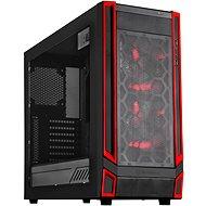 SilverStone RL05 Redline - Počítačová skříň