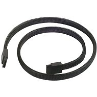 SilverStone CP07 SATA III 180° 500mm - Datový kabel