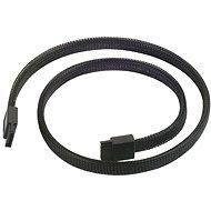 SilverStone CP07 SATA III 180° 500mm - Datový kabel