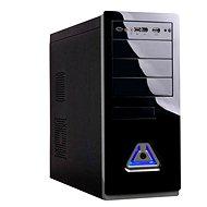 Eurocase ML 5485 black grey - Počítačová skříň