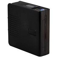 Eurocase WP-01 schwarz - PC-Gehäuse