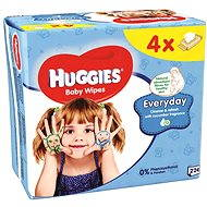 HUGGIES Everyday Quatro Pack (4x 56 ks)