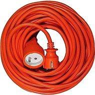PremiumCord 20 m Verlängerungs 230, orange
