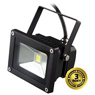 Solight outdoor spotlight 10W black