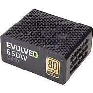 EVOLVEO G650 schwarz - PC-Netzteil
