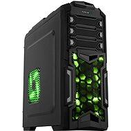 EVOLVEO Y01 čierna/zelená