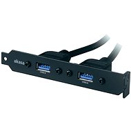 AKASA USB 3.0 bővítmény - Takarólemez