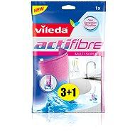 VILEDA Actifibre mikrohadřík 3+1ks 29×29 cm - Hadřík