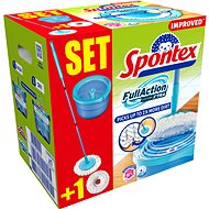 Spontex Full Action System Plus (+ abrasive replacement free of charge)