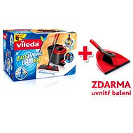 Vileda Easy Wring Ultramat + broom with scoop 2v1