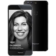 Honor 8 Black - Mobile Phone