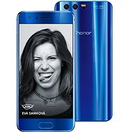 Honor 9 Sapphire Blue - Mobile Phone