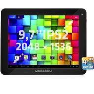 MODECOM FreeTAB 9706 IPS2 X4+ černý - Tablet