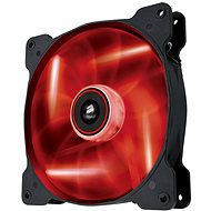 Corsair Quiet edition AF140 red LED - Fan